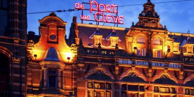 High tea bij Die Port van Cleve - Amsterdam