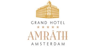 High tea bij Amrath Hotel in Amsterdam