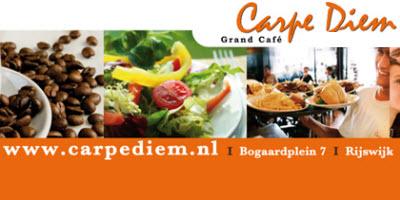 High tea bij Carpe Diem -regio Den Haag