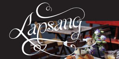 High tea bij Lapsang - Den Haag