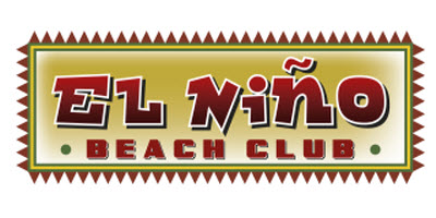 El Nino - High tea op het strand
