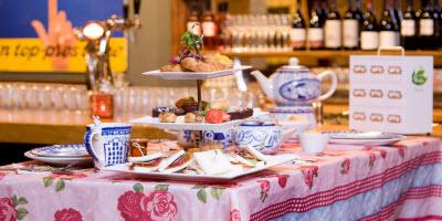 High tea bij Café Slagroom - Tilburg