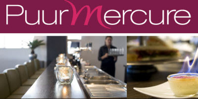 Puur Mercure - ook voor high tea in Tilburg