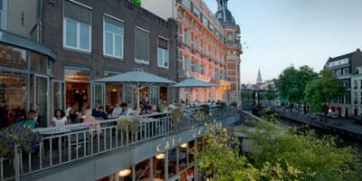 High tea café de Jaren - Amsterdam